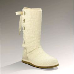 Winter wedding boots! <3