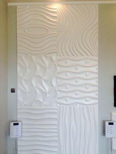 Decorative panels exposure