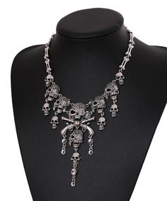 Skull Pirate: Necklace |  - 4