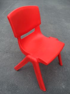Red Child Chairs Suitable for ages Easily Stackable for transporting Kids Party Hire, Kids Party Tables, Adjustable Height Table, Colorful Chairs, Little People, Table And Chairs, Children, Red, Home Decor