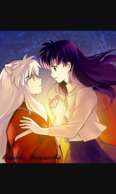 InuYasha y Kagome / Aome ♡ ♡ ♡