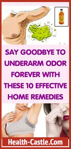 Say Goodbye To Underarm Odor Forever With These 10 Effective Home Remedies! Learn how to get rid of underarm odor Smelly Armpits, Dark Armpits, Why Do Armpits Smell, Excessive Sweating, Body Odor, Natural Beauty Tips, Tips Belleza, Belleza Natural, Home Remedies