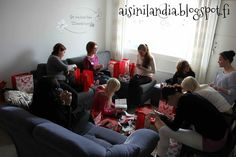 Nail bloggers' meeting