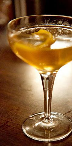 "Tasting Table's Best Cocktails of 2011:  ""Smokey Local"""