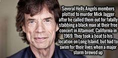 1969 Mick Jagger