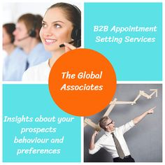 B2B Lead Generation,B2B Appointment Setting Servcies and B2B Inside Sales Services