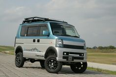 エブリィワゴン ハイリフト Suzuki Wagon R, Suzuki Every, Kei Car, Moto Car, Little Truck, Microcar, Suv Cars, Mini Trucks, Japanese Cars