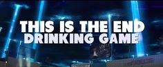 Movie Drinking Game: This Is The End - French Toast Sunday Movie Drinking Games, The End, Youtube, French Toast, Movies, Sunday, Drinking Games, Domingo, Films