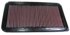 K&N 01-06 Toyota Camry / 04-10 Sienna / 01-09 Highlander / 03-06 Lexus RX330 Drop In Air Filter
