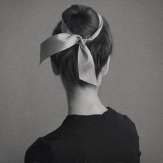 I wear my hair this way Ribbon Hairstyle, My Hairstyle, Ballet Hairstyles, Hair Day, Trendy Hairstyles, Wedding Hairstyles, Ponytail Hairstyles, Gorgeous Hair, Hair Looks