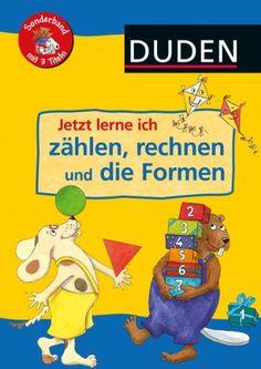 Jetzt lerne ich zählen, rechnen und die Formen: Amazon.de: Ulrike Holzwarth-Raether, Ute Müller-Wolfangel, Gabie Hilgert, Stefanie Scharnberg: Bücher