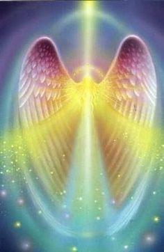 Beautiful angel of light