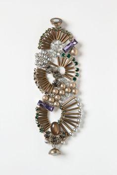 Fanned Beads Bracelet - Anthropologie.com by jean