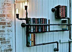 Impressive Pipe Bookshelves Diy Plumbing Pipe Shelves Tubes Diy Pipe Shelves And Desk Copper Pipe Bookshelves. Industrial Pipe Shelves For Sale.