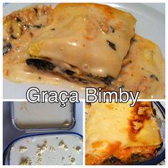 Lasanha cremosa de frango e espinafres, XXL     12 Refeições acompanhada de uma salada mista.         Mais uma versão de lasanha de frango,...