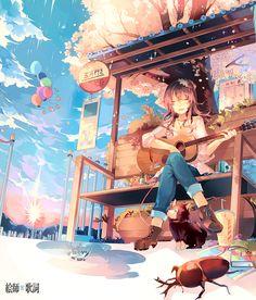 Eshikashi by kirero1.deviantart.com on @DeviantArt