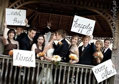 DIY Signs for pictures with bridal party :  wedding diy inspiration 27514247693943782 LayXopIK F