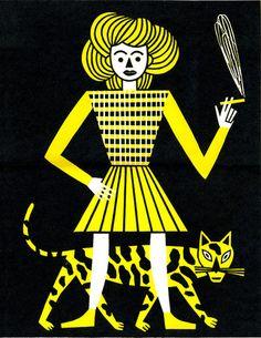 Photographies de couverture et de l'article © Katrin Stangl – Katrin Stangl is a german illustrator who studied at the Academy of Fine Arts and Book Art of Leipzig. Art And Illustration, Book Art, Illustrator, Album Jeunesse, Line Sketch, Communication Design, Magick, Doodles, Poster