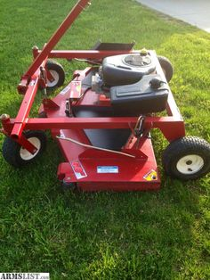 Image result for Pull Mower Tractor Mower, Lawn Mower, Garden Equipment, Outdoor Power Equipment, Quad, Tractor Accessories, Small Tractors, Tractor Attachments, Yard Tools