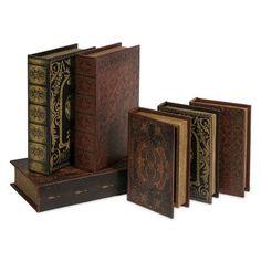IMAX 6 Piece Monte Cassino Book Box Collection Set