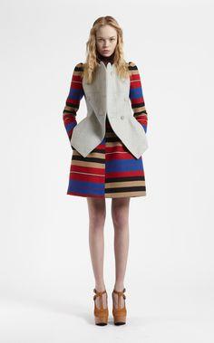 Carven | winter 2012. #fashion