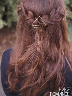 Fun things with bobby pins