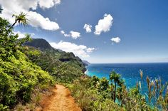 Hanakapiai Beach Hike on the Kalalau Trail | 5 incredible, adventurous things to do in Kauai, Hawaii | Gadling.com