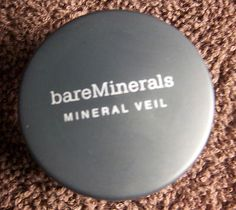 Bare Minerals Mineral Veil Lot 4 Powder Makeup 03 oz 75 G Finishing Travel Size | eBay