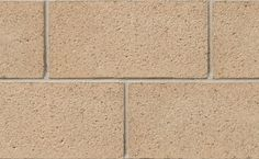 Profile Series Block in Peel Gold Quartz by Brampton Brick. The compressive strength of Profile Series concrete block units is suitable for use in a masonry-bearing or single wall. This product is also manufactured with a water repellent additive and is permeable to water vapor. Smooth Face, Concrete Blocks, Bel Air, Brick, Quartz, Profile, The Unit, Water