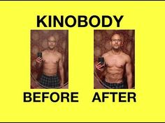 Kinobody Before and After (AMAZING Results Transformation) - YouTube Kinobody Workout, Pyramid Training, 6 Meals A Day, Training Day, Intermittent Fasting, Physique, Routine, Healthy Living, Diet