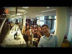ON/OFF - prcamp12 wien - erstes deutschsprachiges barcamp zu public relations und medienarbeit Public Relations, Watch, Film, Reading, Youtube, Books, Psychics, Movie, Clock