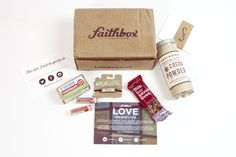 Faithbox - February 2015 #faith #faithbox #subscription @getfaithbox