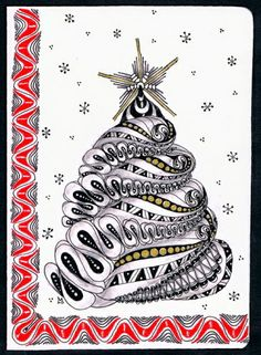 Christmas card by Lily M