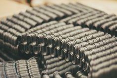 TEHDÄÄN HYVIN | HANDMADE QUALITY Työvaihe: Jousia sohvarunkoihin | Craft: Springs for seat frames Tuotantolinja: Sohvat | Production line: Sofas  #pohjanmaan #pohjanmaankaluste #käsintehty