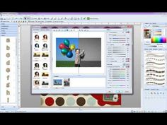 Watch this short video for an overview of all the fantastic tools & features of CraftArtist Professional - the Ultimate Software for Digital Crafting. Artist Card, Types Of Printing, Project Yourself, Photo Book, Digital Scrapbooking, Paper Crafts, Photoshop, Crafting, Tutorials