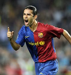 Rafael Marquez Mexican legend Barça