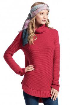 Ventis Ribbed Cashmere Turtleneck Sweater | Calypso St. Barth