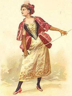 Badass of the Week: Julie D'Aubigny, La Maupin.    I want a movie/book/comic/serie/whatever about this dame <3
