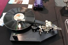 linear tracking tangential tonearm