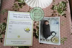 Invitaciones Baby Shower y Bautizo 02