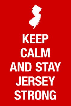Stay Jersey Strong