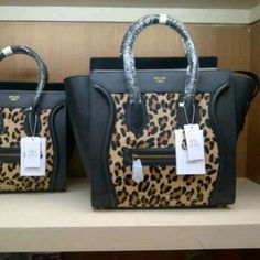 Leopard Obsession on Pinterest | Leopard Purse, Leopards and Brown ...