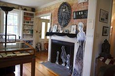 The Edward Gorey House, Yarmouthport, Massachusetts