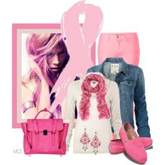 """""""PINK for Breast Cancer Awareness"""""""