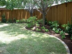 This Plano, Texas backyard landscape and patio began with the design process by contacting  Garrison Gardens  earlier this year. The homeown...