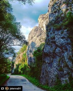 Road to somewhere throughout Jelašnica #gorge is true nature  rarity located on about 15km from center of the City of Niš. More info about Jelašnica gorge on https://www.wheretoserbia.com #wheretoserbia #Serbia #Travel #Holidays #Trip #Wanderlust #Traveling #Travelling #Traveler #Travels #Travelphotography #Travelpic #Travelblogger #Traveller #Traveltheworld #Travelblog #Travelbug #Travelpics #Travelphoto #Traveldiaries #Traveladdict #Travelstoke #TravelLife #Travelgram #Travelingram #nature