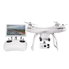 New UP Air UPair-Chase UPair One 5.8G FPV 12MP 2K & 4K 24FPS HD Camera With 2-Axis Gimbal RC Quadcopter Sale - Banggood.com