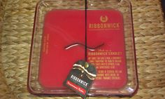 **New**   RIBBONWICK Candles from WoodWick- La Boutique Home Store (417) 551-4802