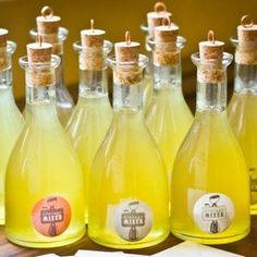 Limoncello Recipe | Link to the Homemade Limoncello Recipe