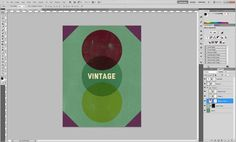 Using Vintage Textures in Photoshop on Vimeo